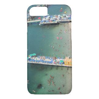 Strand-Meerblick-Sommer Sorrents Italien iPhone 8/7 Hülle