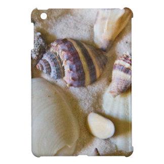 Strand-Muschel-Thema #2 iPad Mini Hülle