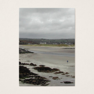 Strand nahe Rosscarbery Bucht, Irland Visitenkarte