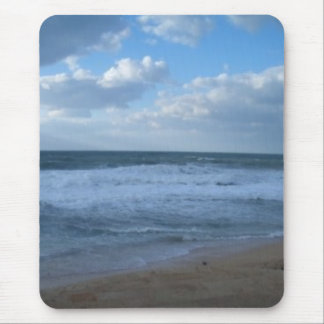 Strand/Ozean/Himmel Mousepads