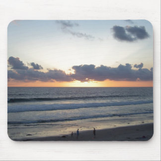 Strand-Ozean-Küsten-SeeSumpfgebiete Kalifornien Mousepad