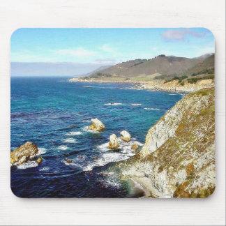 Strand-Ozean-Wellen-Küste 6 Mousepads