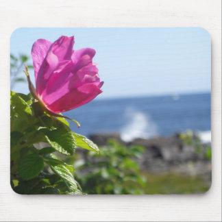 Strand-Rose Mauspads