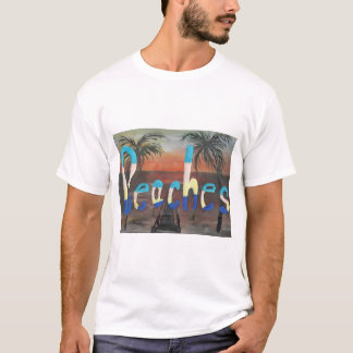 Strand-Sammlung T-Shirt