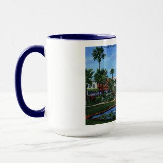 Strand-St., Daytona Beach, Florida Vintag Tasse