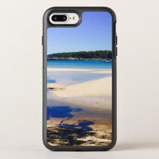 Strand-Szene OtterBox Symmetry iPhone 8 Plus/7 Plus Hülle