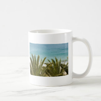 Strand-Tasse Kaffee Tasse