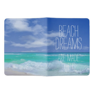 Strand träumt X-Großes Moleskine Extra Großes Moleskine Notizbuch