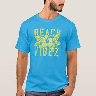 Strand Vibez Sommer-Spaß-Shirt T-Shirt