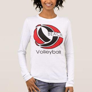 Strand-Volleyball-T - Shirt