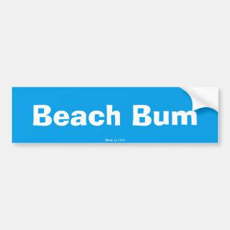 Strand-wertlosAutoaufkleber Autoaufkleber