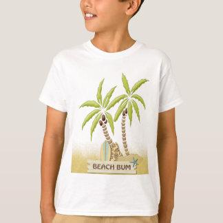 Strand-wertlosPalmen T-Shirt