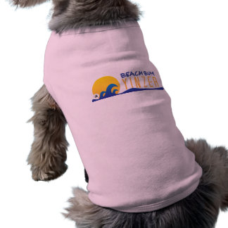 Strand wertlosYinzer Ärmelfreies Hunde-Shirt