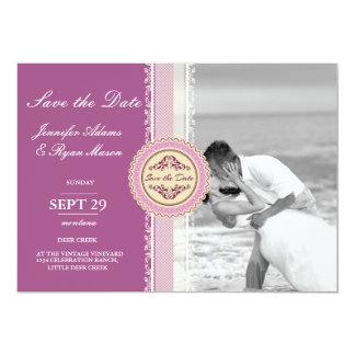 Strandhochzeits-Schwarzweiss-Kuss 12,7 X 17,8 Cm Einladungskarte