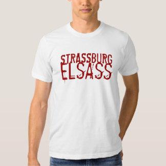 Strassburg Elsass Tee-shirt