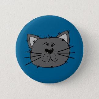 Straßen-Katzen-Abzeichen Runder Button 5,1 Cm