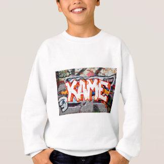 Straßen-Kunst Sweatshirt