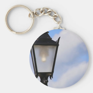 Straßen-Laterne keychain Schlüsselanhänger