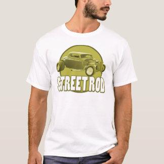 Straßenstangenkreis T-Shirt