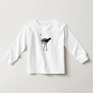 Straußkunst Kleinkind T-shirt