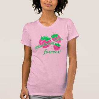 *strawberry Felder für immer T-Shirt