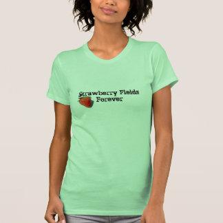 Strawberry Fields für immer T-shirt