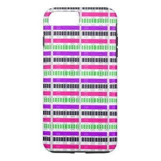 Streifen u. Karo 2014 iPhone 8 Plus/7 Plus Hülle