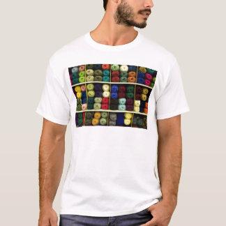 Strickgarn T-Shirt