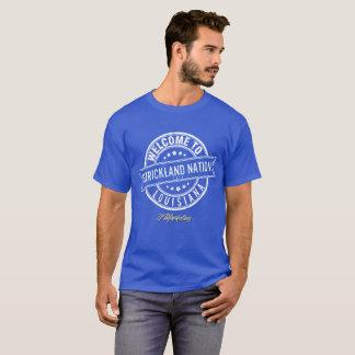 Strickland Nations-Familien-Wiedersehen-Shirt T-Shirt