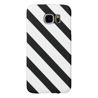 Striped (Schwarze u. des Weiß-| Diagonale) jede