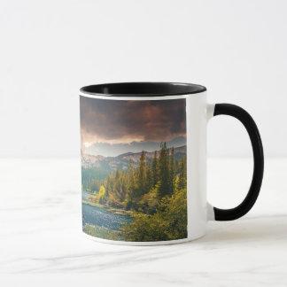 Strom und Berg Tasse