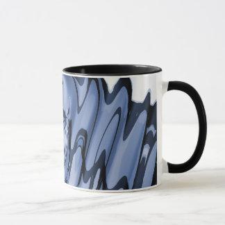 Strudel-Blau Tasse