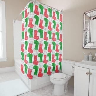 Strümpfe Duschvorhang