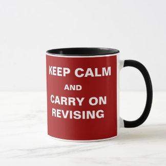 Studenten-Revisions-Tassen-lustige Prüfungen Tasse