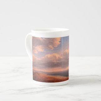 Studie der Wolken Prozellantasse