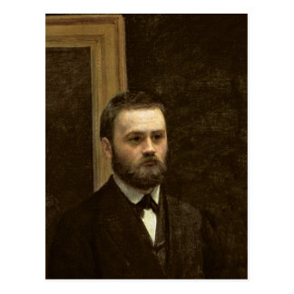 Studio bei Batignolles, 1870 Postkarte