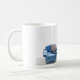 Stuhl Kaffeetasse