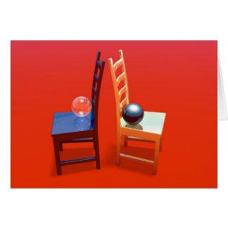 Stühle Karte