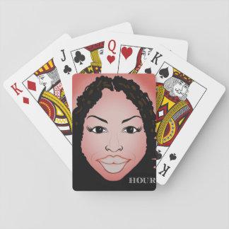 Stunden-Spielkarten Sharons Musgrave Kartendeck