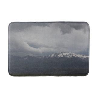 Stürmische Himmel-Bad-Matte Badematte