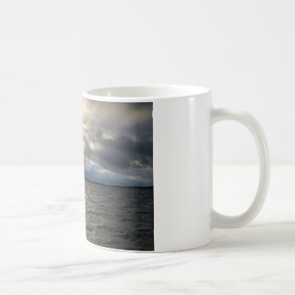 Stürmische Wolken Kaffeetasse