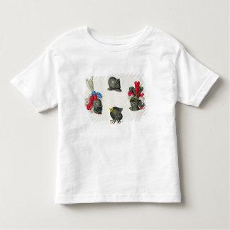 Sturzhelme, Platte von 'einer Geschichte der Kleinkinder T-shirt
