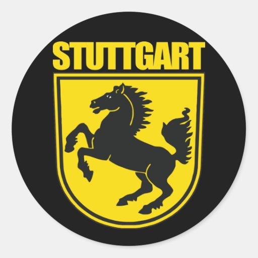 Stuttgart Stickers