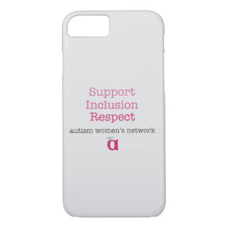 Stützeinbeziehungs-Respekt-Telefon-Kasten iPhone 7 Hülle