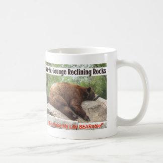 Stützender Bär Kaffeetasse