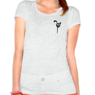 Style 3 de lapin d'EMO T-shirts
