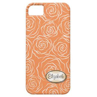 Stylized Rosen-Garten-Muster | iPhone 5 Fall iPhone 5 Etuis