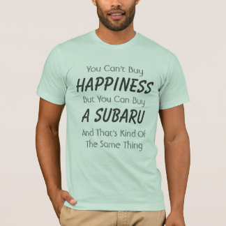 Subaru-Glück T-Shirt