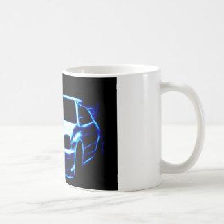 Subaru Impreza Kaffeetasse