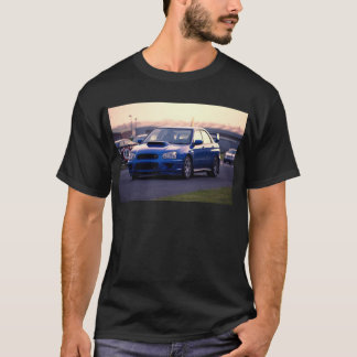 Subaru Impreza WRX WTI T-Shirt